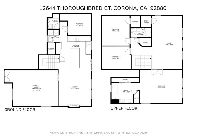 Closed | 12644 Thoroughbred Court Corona, CA 92880 25