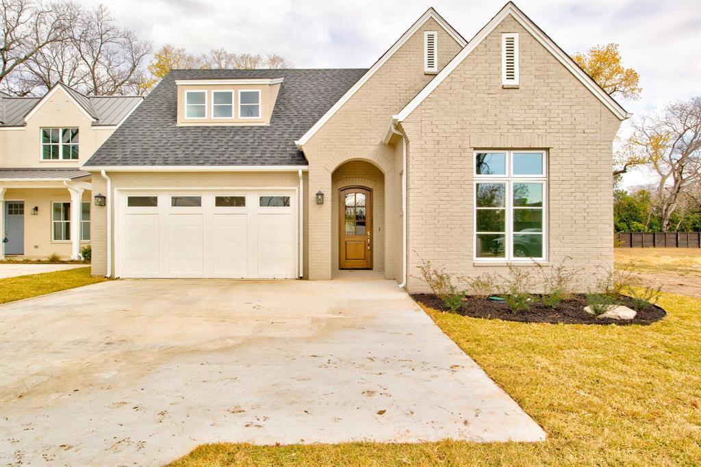 Active | 5624 Oaks  Lane Westworth Village, TX 76114 0
