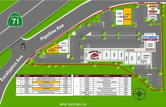 Active | 14500 Pipeline  Avenue Chino, CA 91709 1