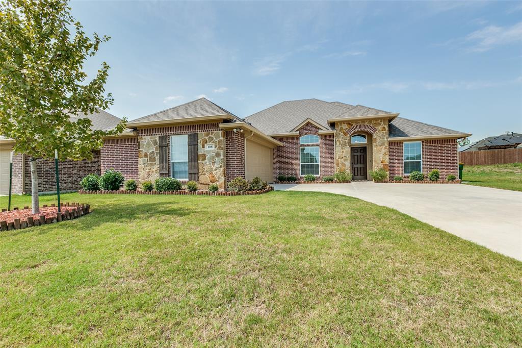 Sold Property | 106 Harley Meadow Circle Venus, Texas 76084 1
