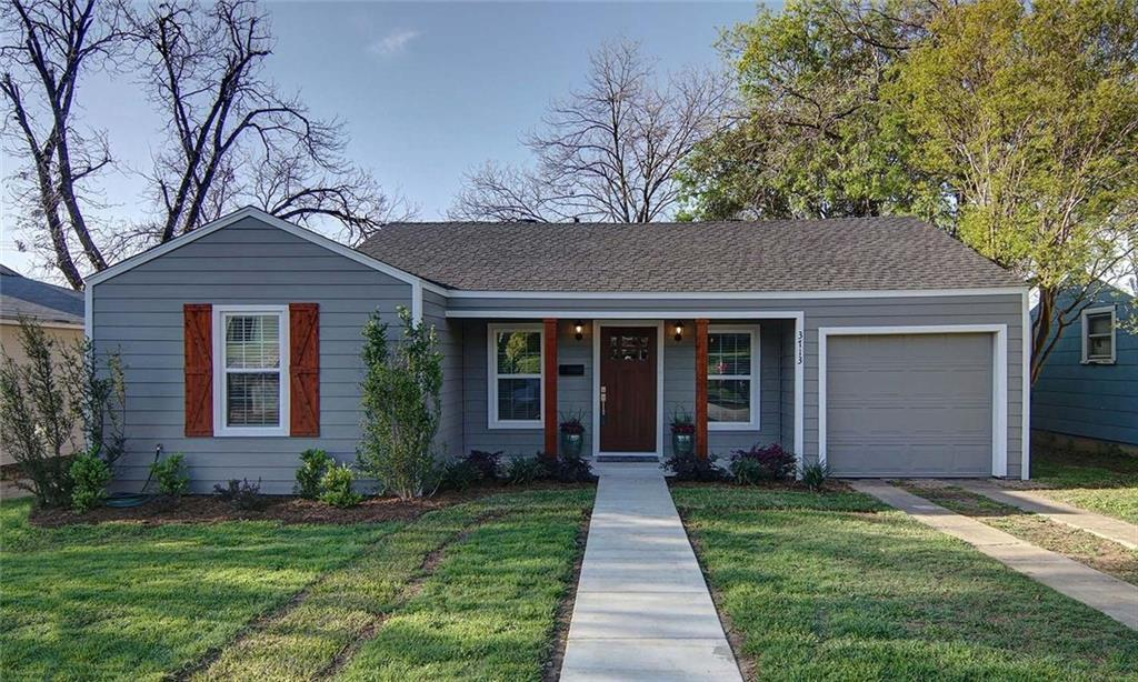 Sold Property | 3713 Collinwood Avenue Fort Worth, Texas 76107 2