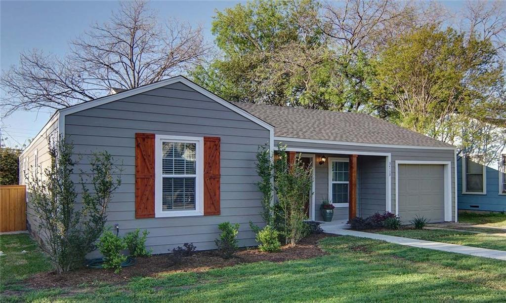 Sold Property | 3713 Collinwood Avenue Fort Worth, Texas 76107 3