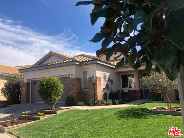 Active Under Contract | 1470 Haig Point  Circle Banning, CA 92220 1