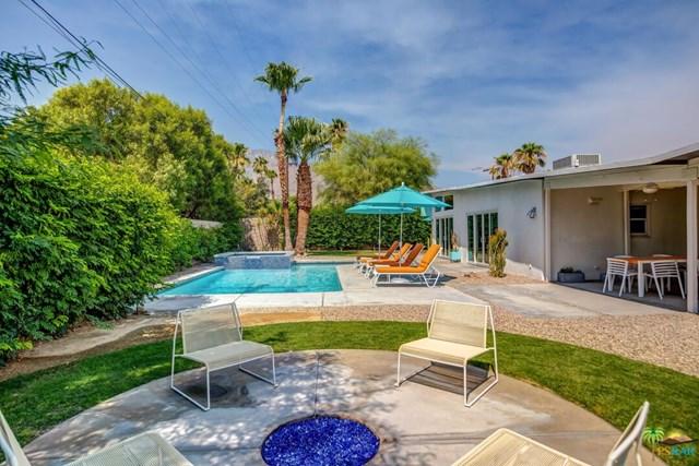 Closed | 805 E Racquet Club Road Palm Springs, CA 92262 2