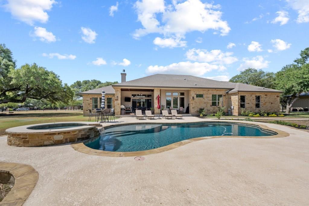 Luxury Home in Georgetown, Acreage Luxury Home in Georgetown   3115 Cavu  Road Georgetown, TX 78628 36