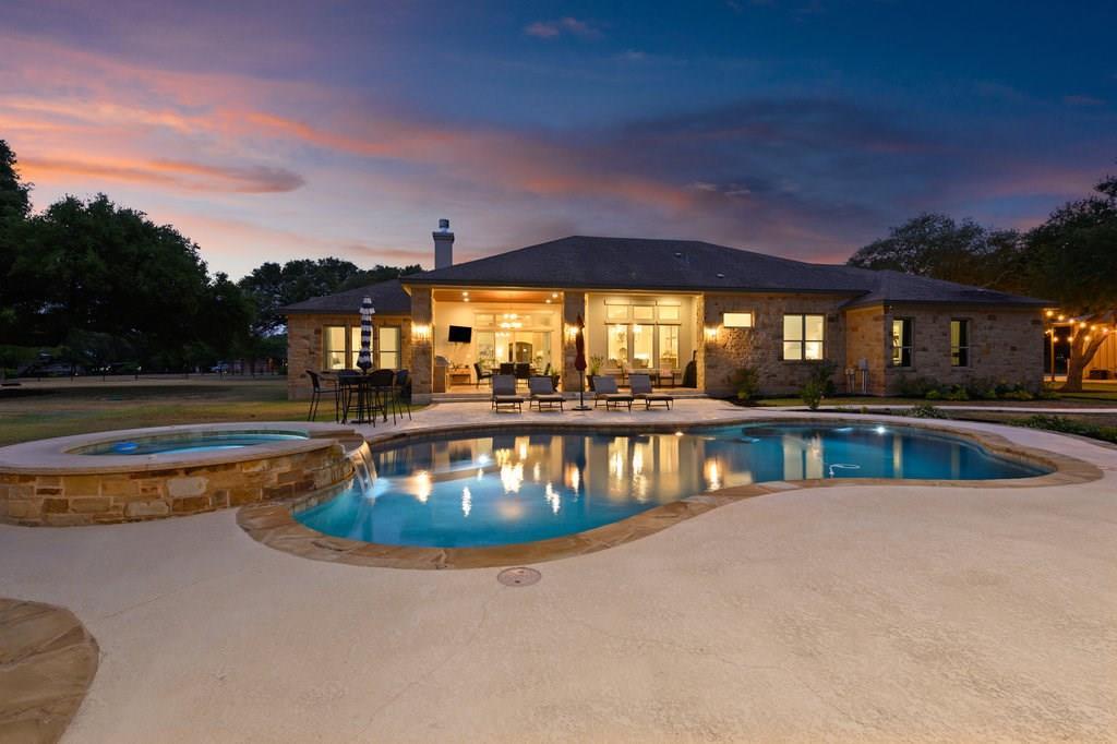 Luxury Home in Georgetown, Acreage Luxury Home in Georgetown   3115 Cavu  Road Georgetown, TX 78628 39