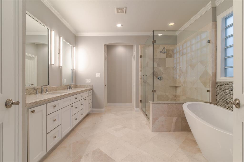 Luxury Townhomes in Houston | 7225 Janet  Street Houston, TX 77055 5