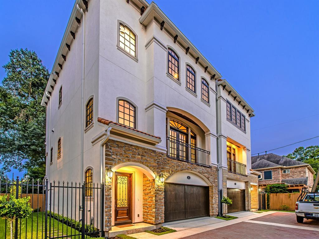 Luxury Townhomes in Houston | 7225 Janet  Street Houston, TX 77055 6