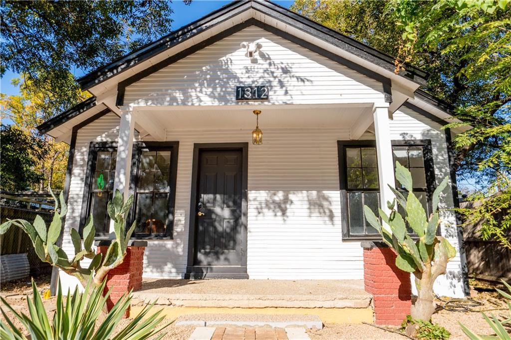Active   1312 Willow  Street Austin, TX 78702 0