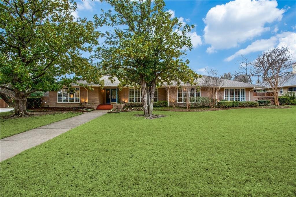 Sold Property | 7046 Northaven Road Dallas, Texas 75230 0
