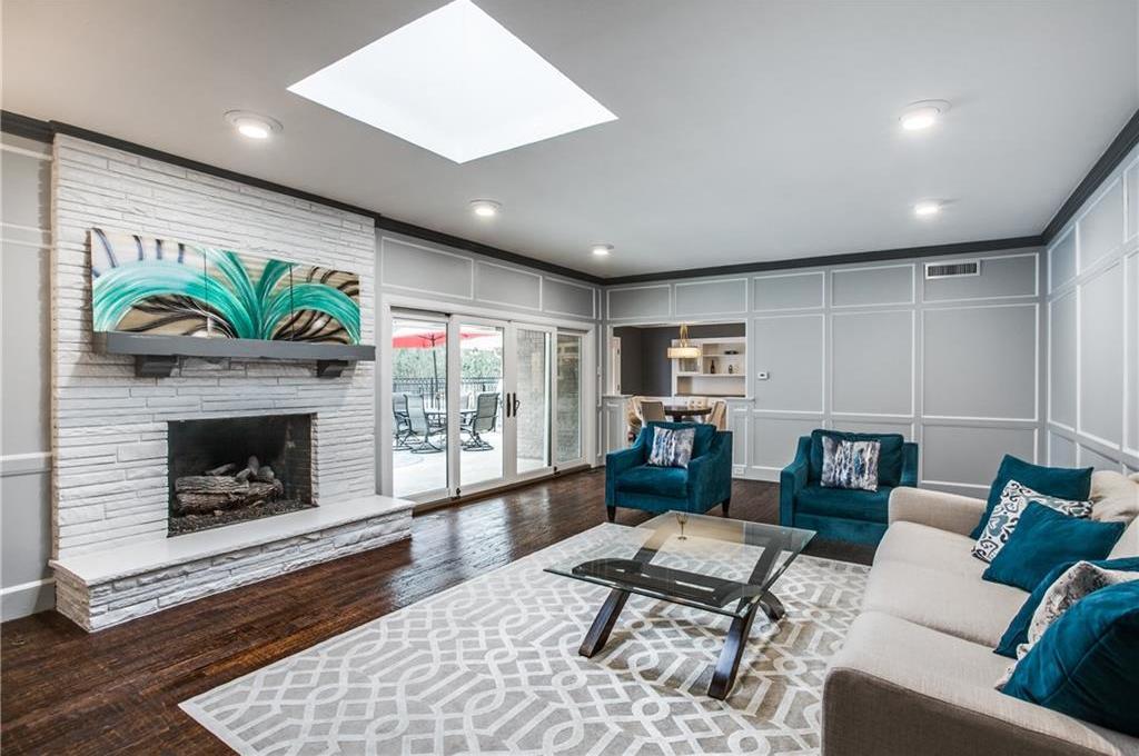 Sold Property | 7046 Northaven Road Dallas, Texas 75230 2