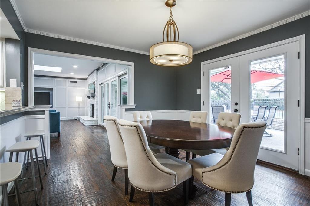 Sold Property | 7046 Northaven Road Dallas, Texas 75230 5