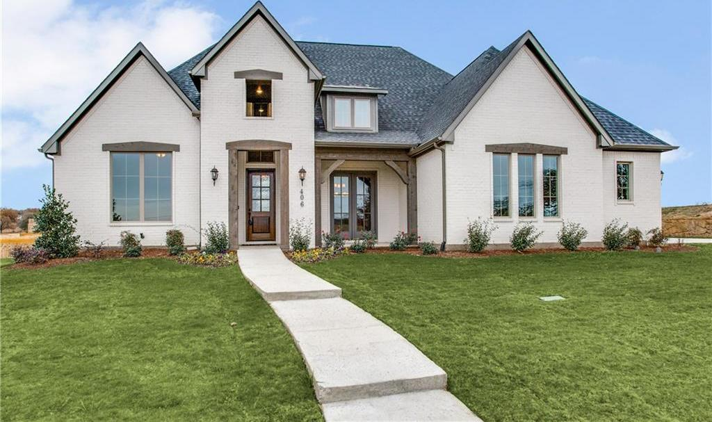 Sold Property | 406 Appaloosa Run Argyle, Texas 76226 0