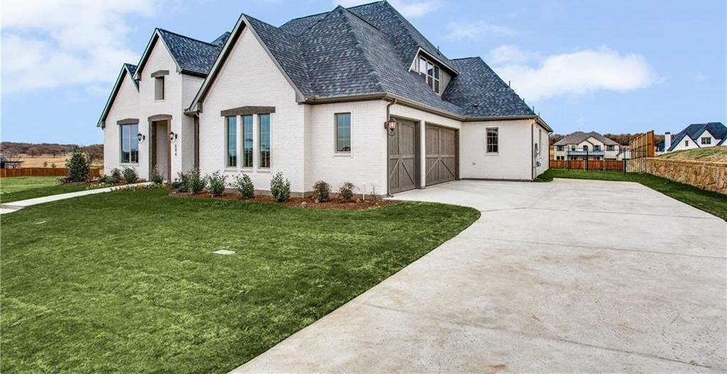 Sold Property | 406 Appaloosa Run Argyle, Texas 76226 1