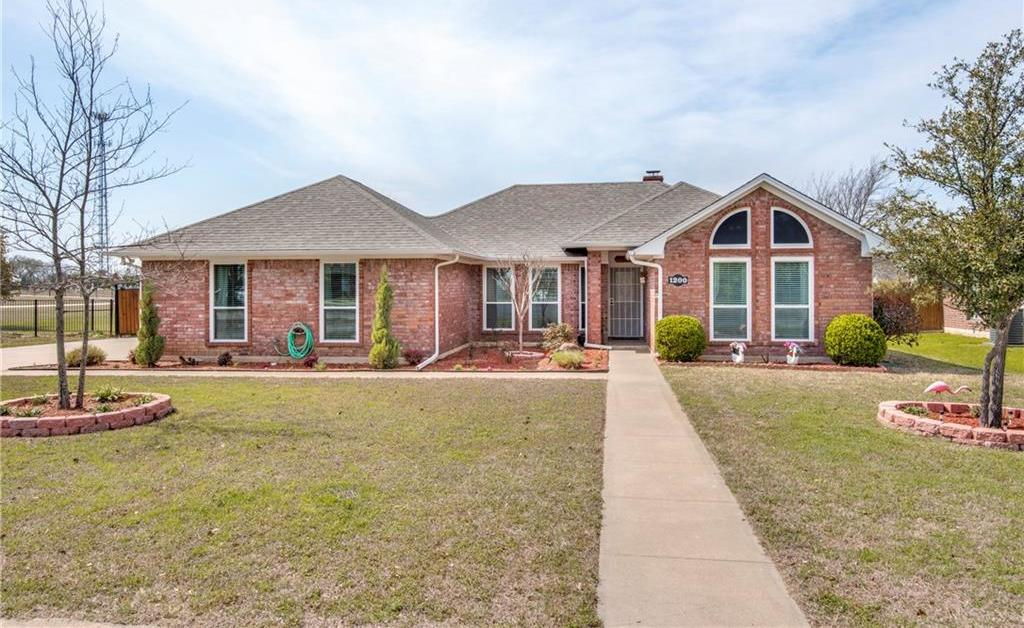 Sold Property | 1200 N Saint James Circle Pilot Point, Texas 76258 0