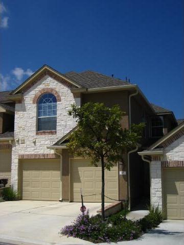 Leased   107 Aria Ridge  #107 Austin, TX 78738 0