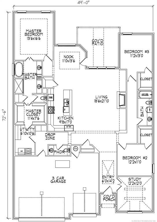 Active | 12711 S Maplewood Avenue E Bixby, OK 74008 1