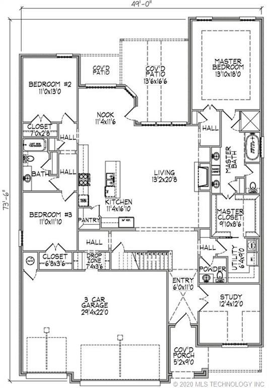 Active | 12510 S Maplewood Avenue E Bixby, OK 74008 1