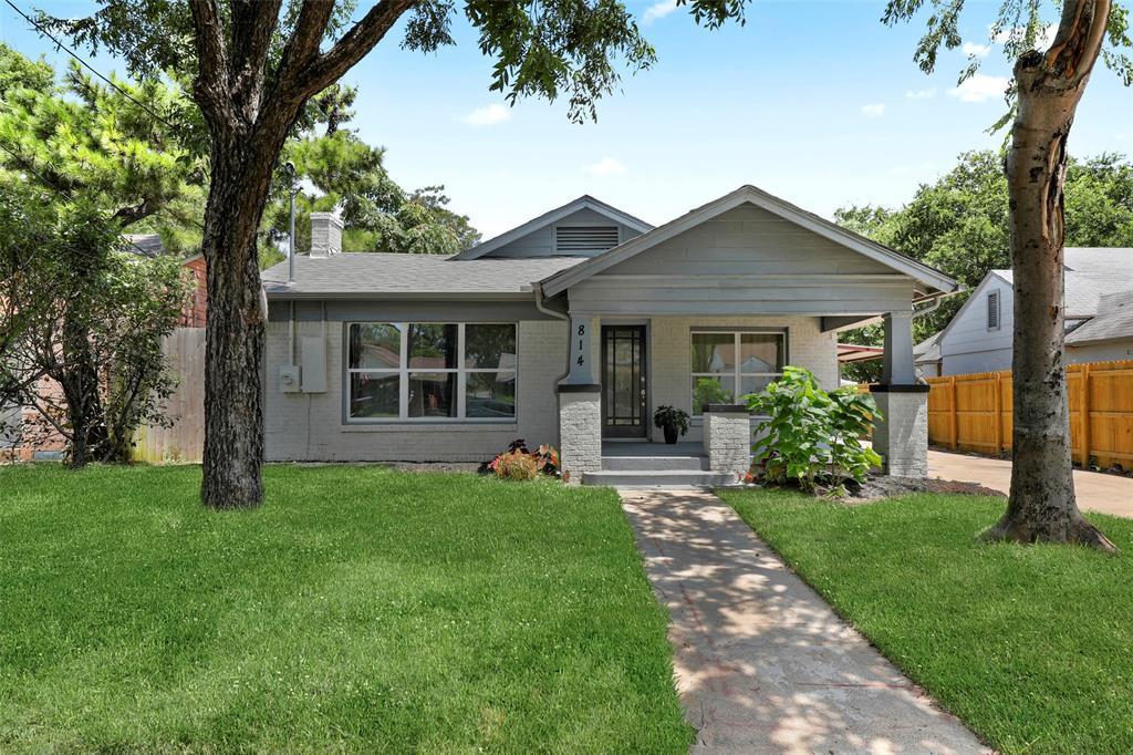 Dallas Real Estate | 814 Buckalew  Street Dallas, TX 75208 1