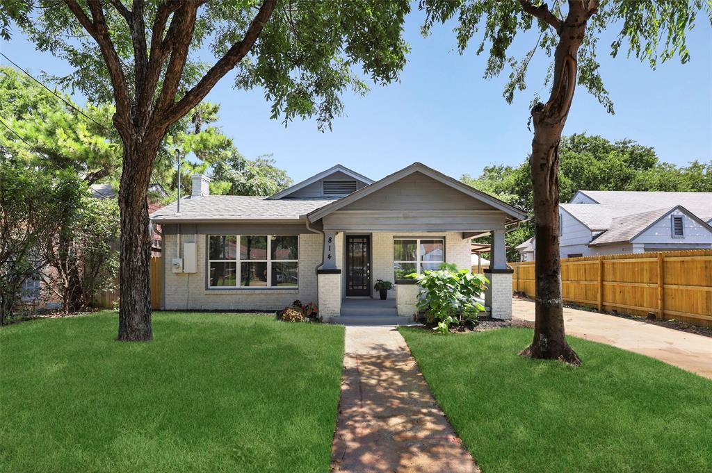 Dallas Real Estate | 814 Buckalew  Street Dallas, TX 75208 34