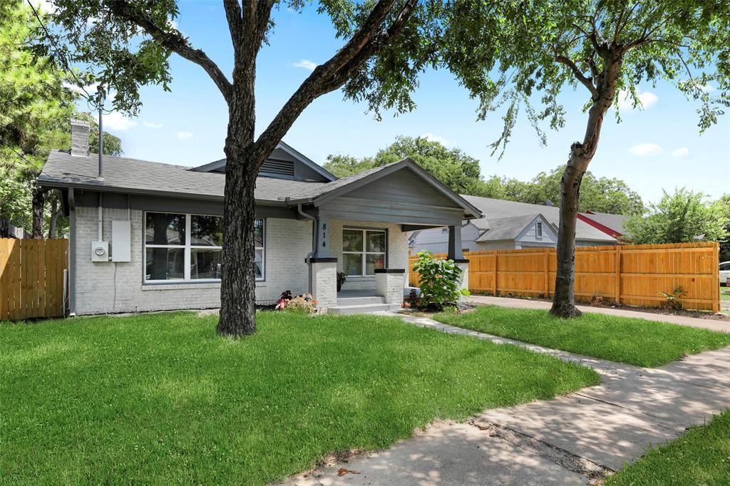 Dallas Real Estate | 814 Buckalew  Street Dallas, TX 75208 35