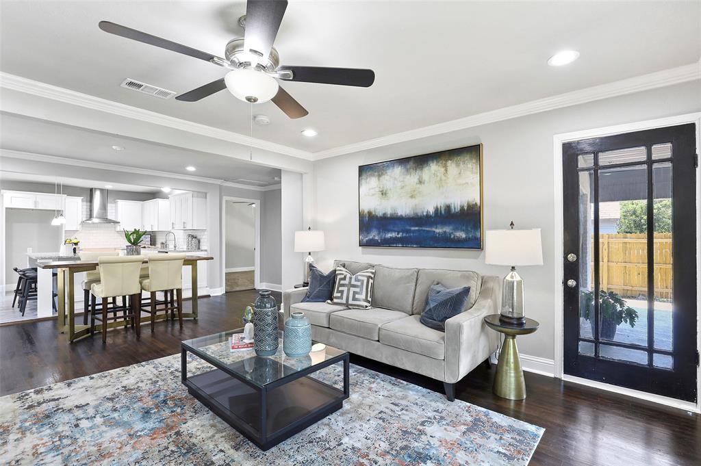 Dallas Real Estate | 814 Buckalew  Street Dallas, TX 75208 6