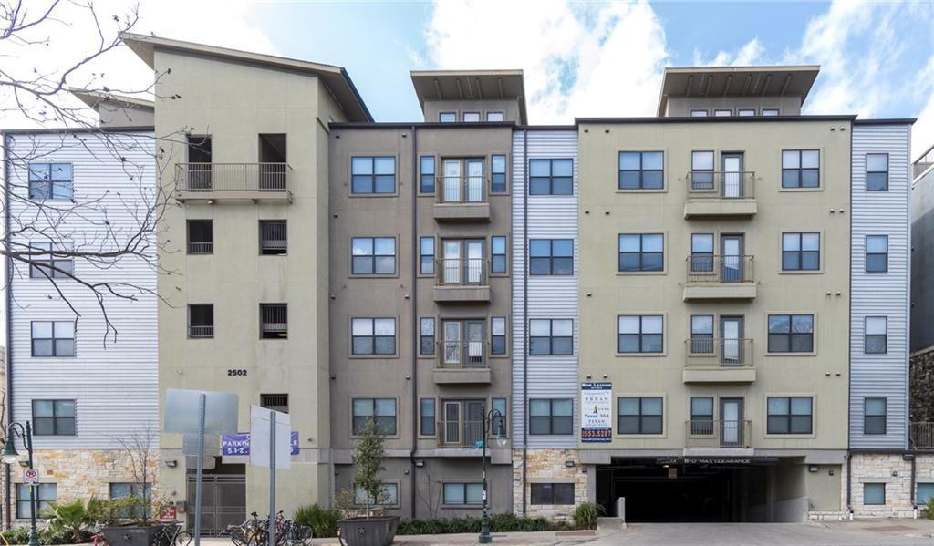 Sold Property   2502 Leon Street #500 Austin, TX 78705 8