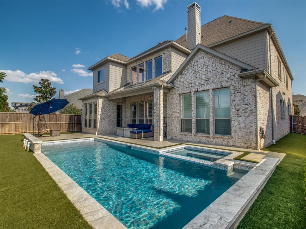 Active Option Contract | 2662 Berry Brook  Lane Frisco, TX 75034 1