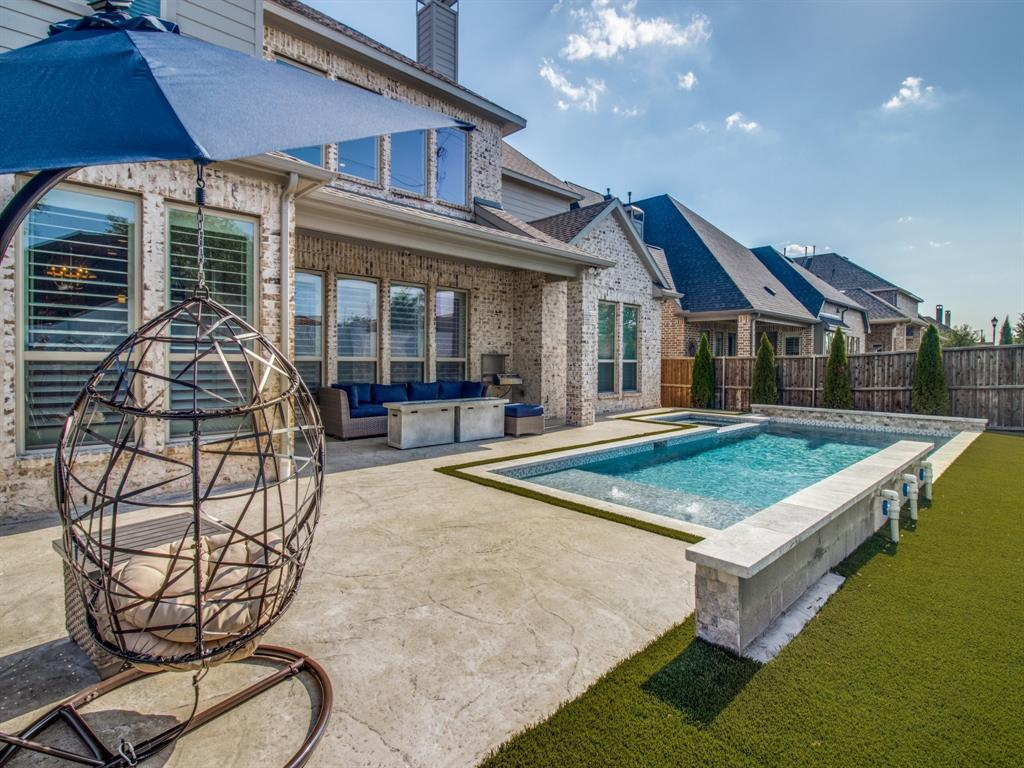 Active Option Contract | 2662 Berry Brook  Lane Frisco, TX 75034 2