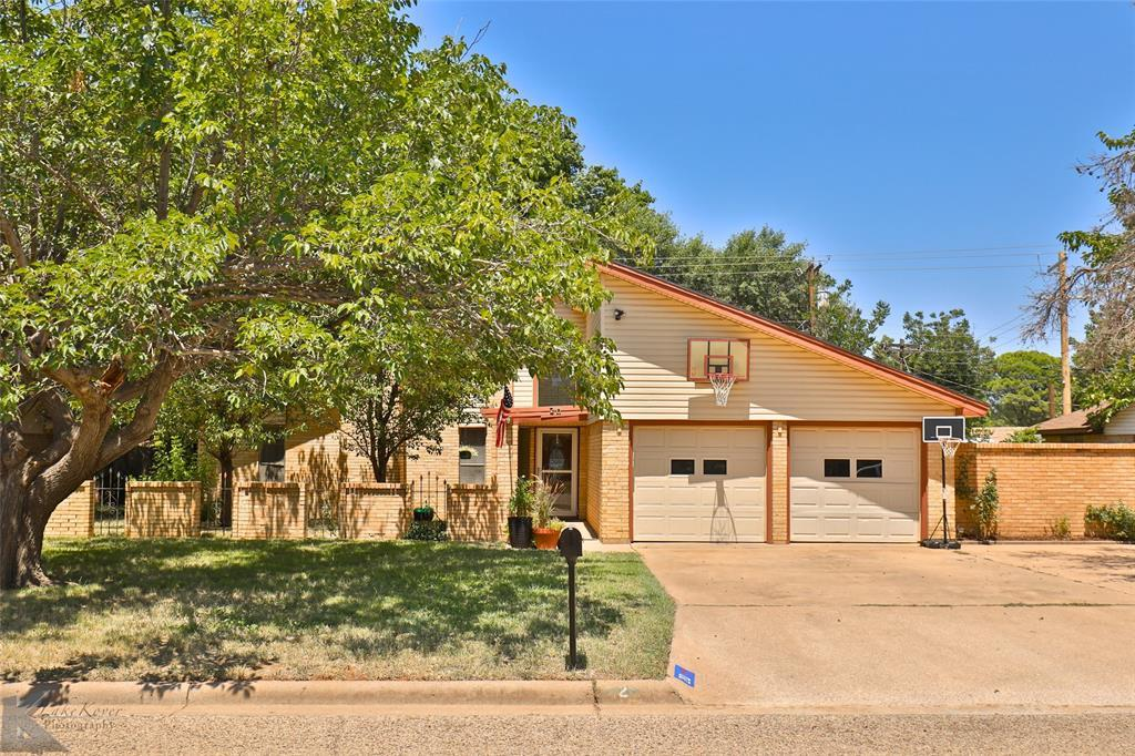 Sold Property | 20 Lawrence  Circle Abilene, TX 79605 1