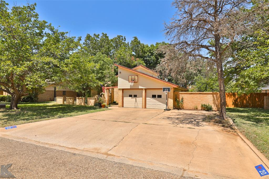 Sold Property | 20 Lawrence  Circle Abilene, TX 79605 3