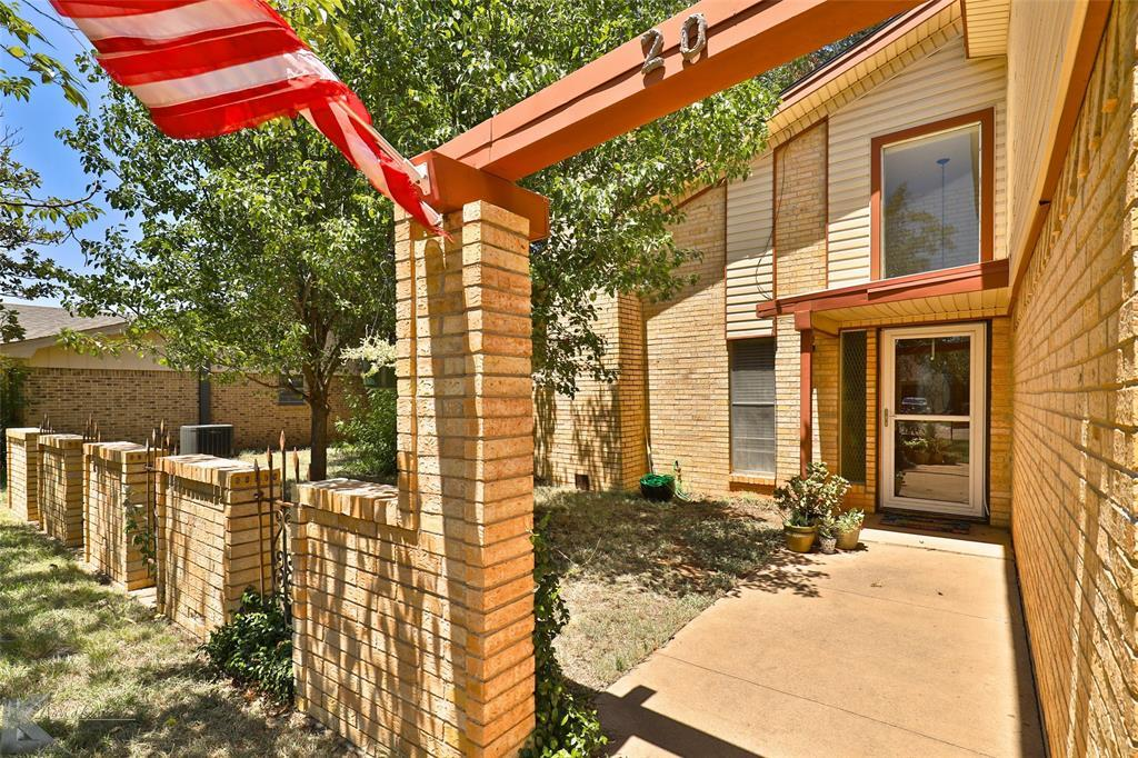 Sold Property | 20 Lawrence  Circle Abilene, TX 79605 29