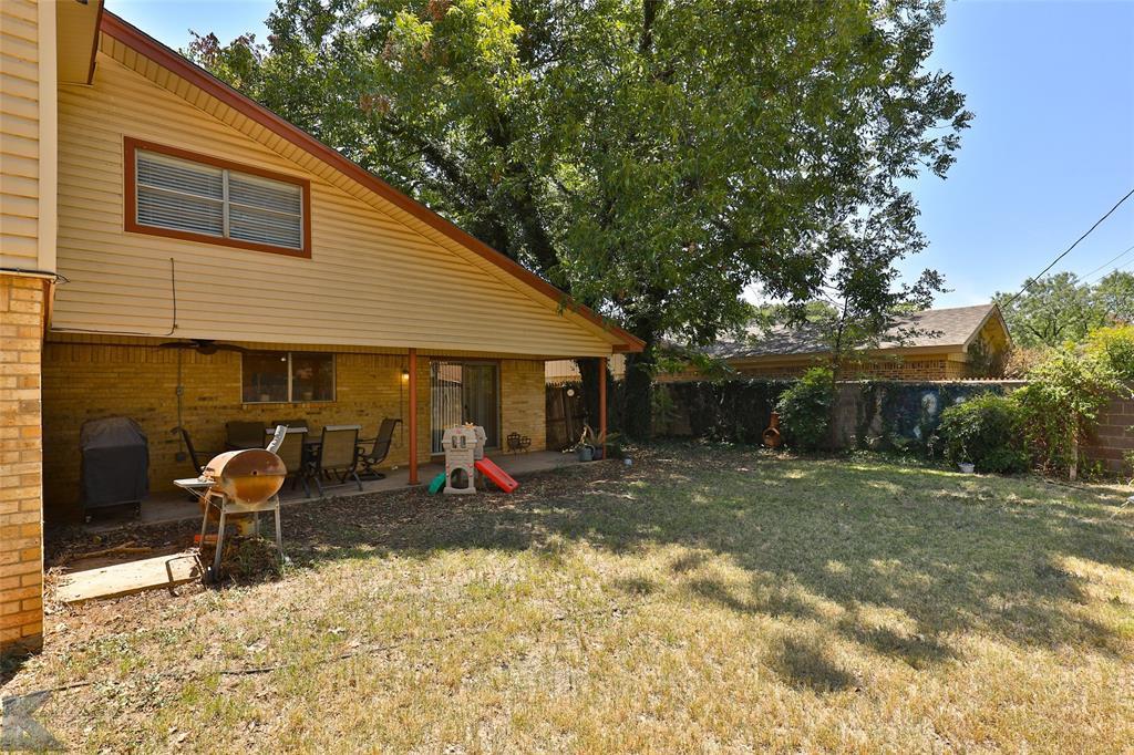 Sold Property | 20 Lawrence  Circle Abilene, TX 79605 32