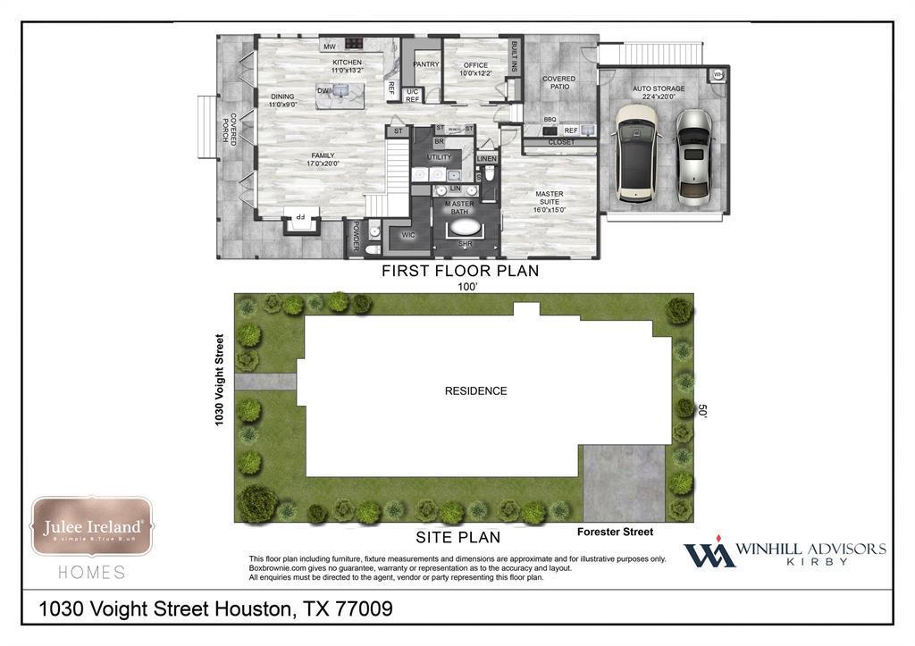 Active | 1030 Voight  Street Houston, TX 77009 3