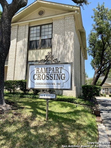 Condos for sale in San Antonio | 165 W RAMPART DR   #608 San Antonio, TX 78216 19