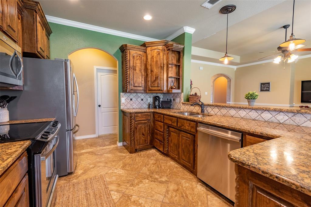Sold Property | 109 Cora  Court Reno, TX 76082 13