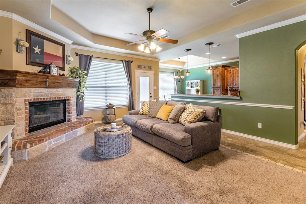 Sold Property | 109 Cora  Court Reno, TX 76082 8