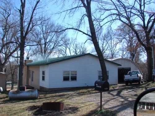 Lake Hudson House for Sale | 5420 E 425 Rd Adair, OK 74330 0