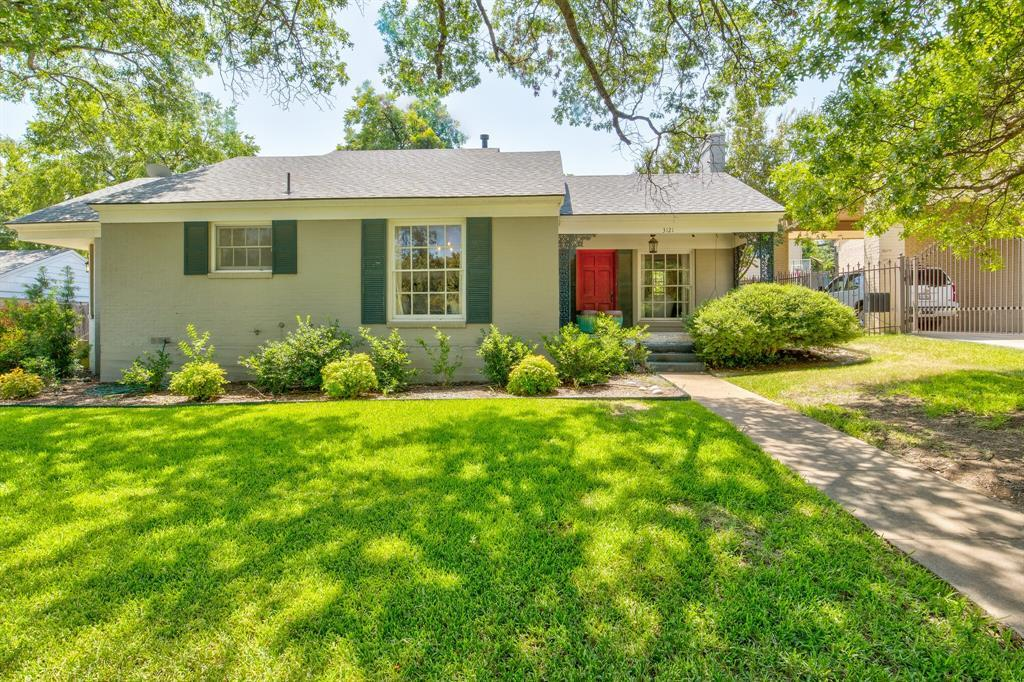 Active | 3121 W Biddison  Street Fort Worth, TX 76109 1