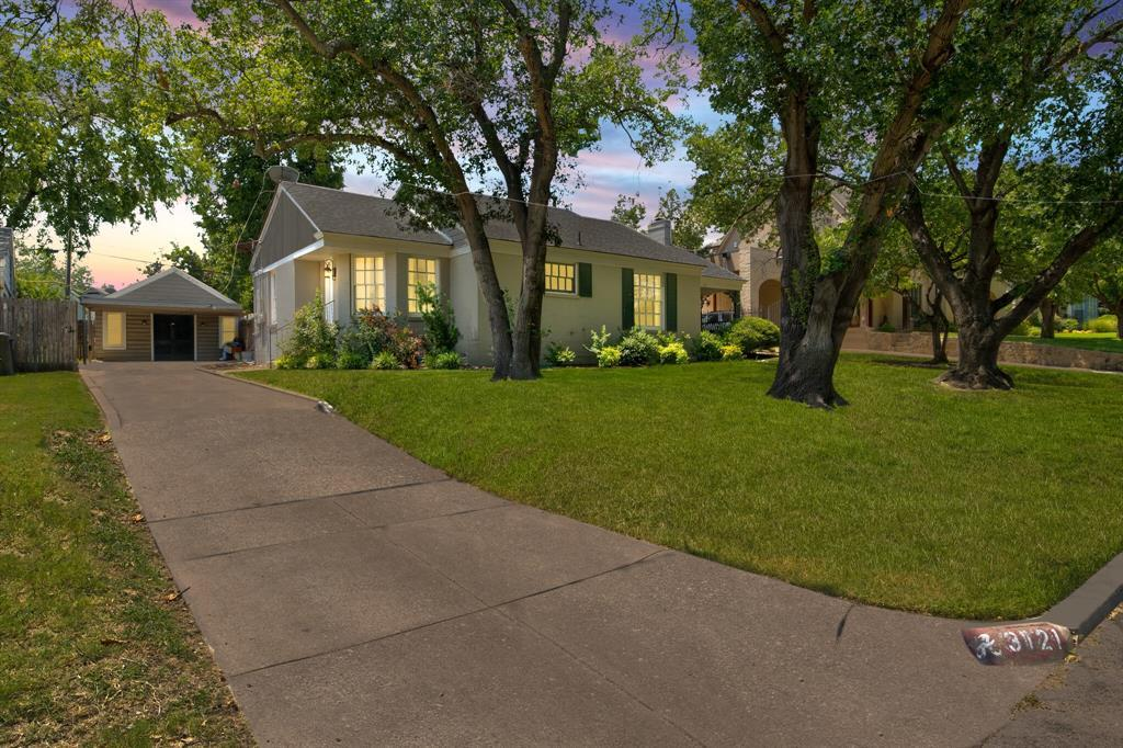 Active | 3121 W Biddison  Street Fort Worth, TX 76109 21