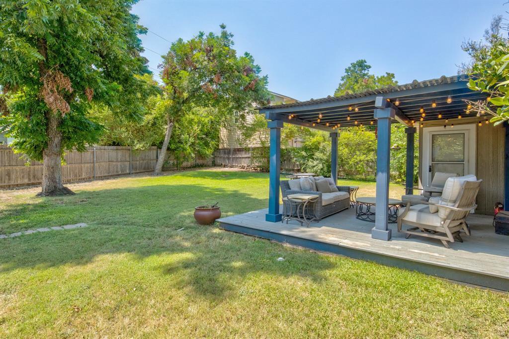 Active | 3121 W Biddison  Street Fort Worth, TX 76109 25