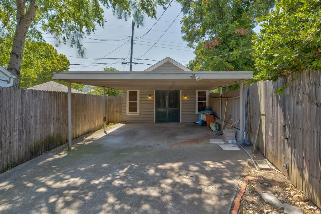 Active | 3121 W Biddison  Street Fort Worth, TX 76109 30