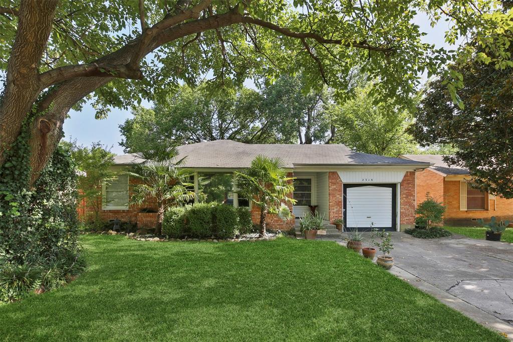 Dallas Real Estate | 2318 Glengariff Drive Dallas, Texas 75228 1