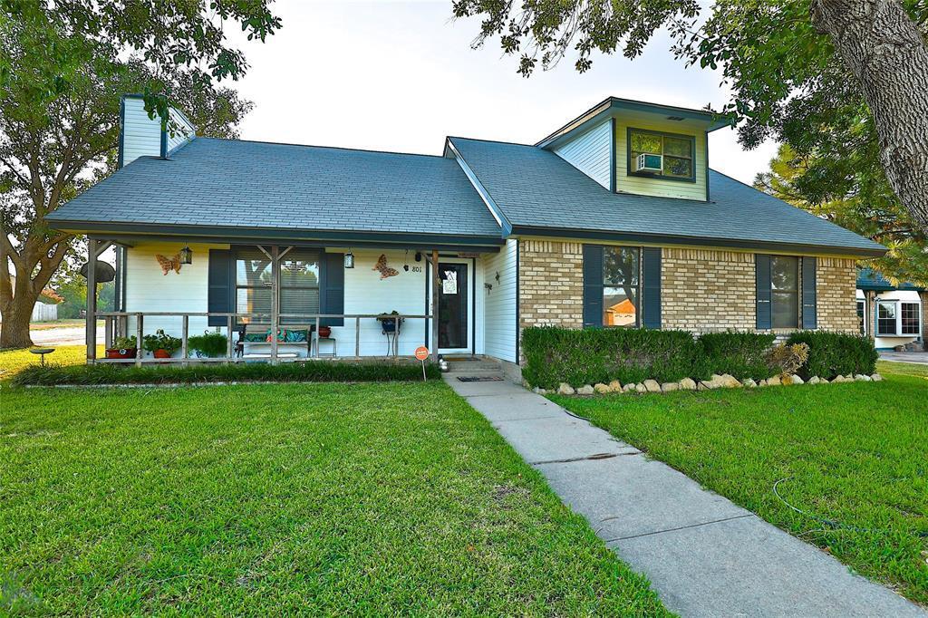 Sold Property | 801 Chanticleers Lane Abilene, Texas 79602 1