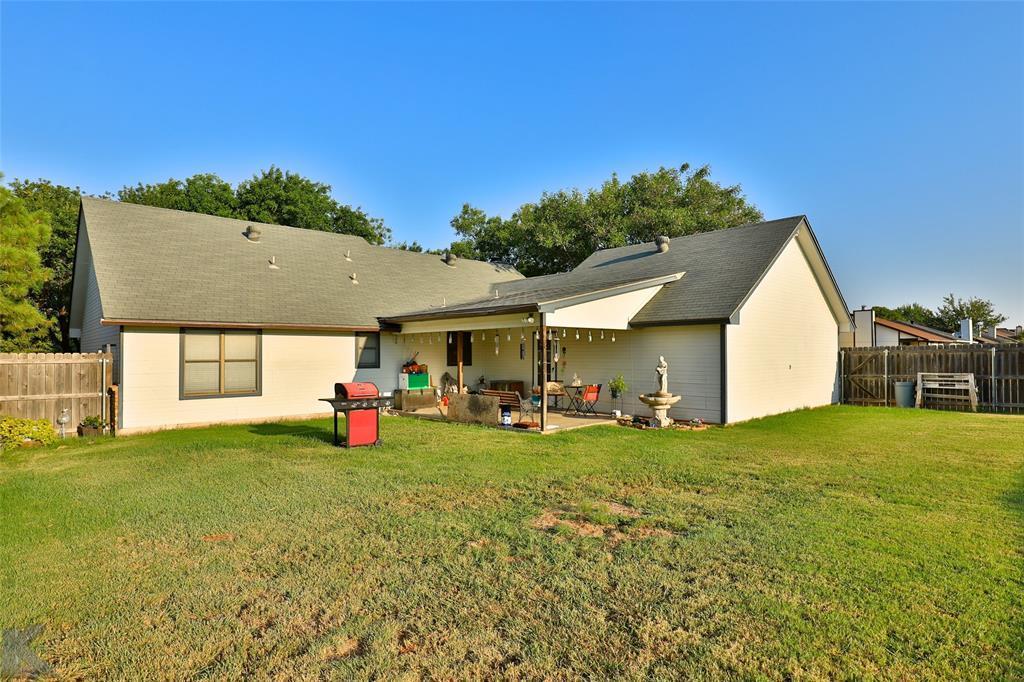 Sold Property | 801 Chanticleers Lane Abilene, Texas 79602 22