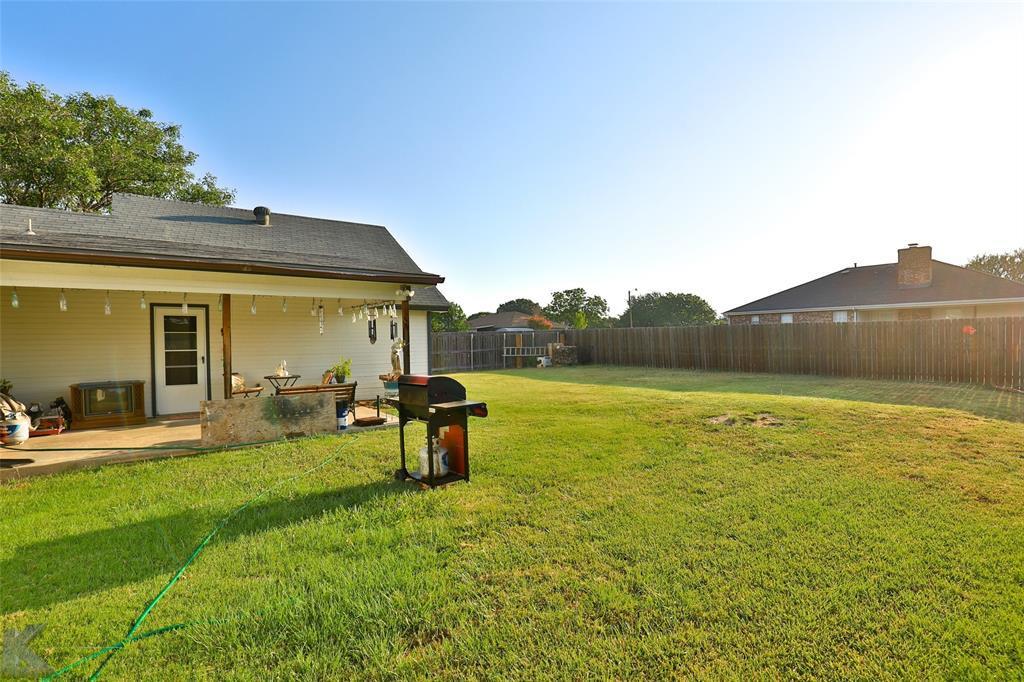 Sold Property | 801 Chanticleers Lane Abilene, Texas 79602 29