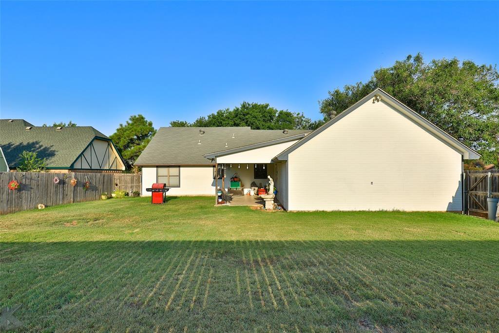 Sold Property | 801 Chanticleers Lane Abilene, Texas 79602 30
