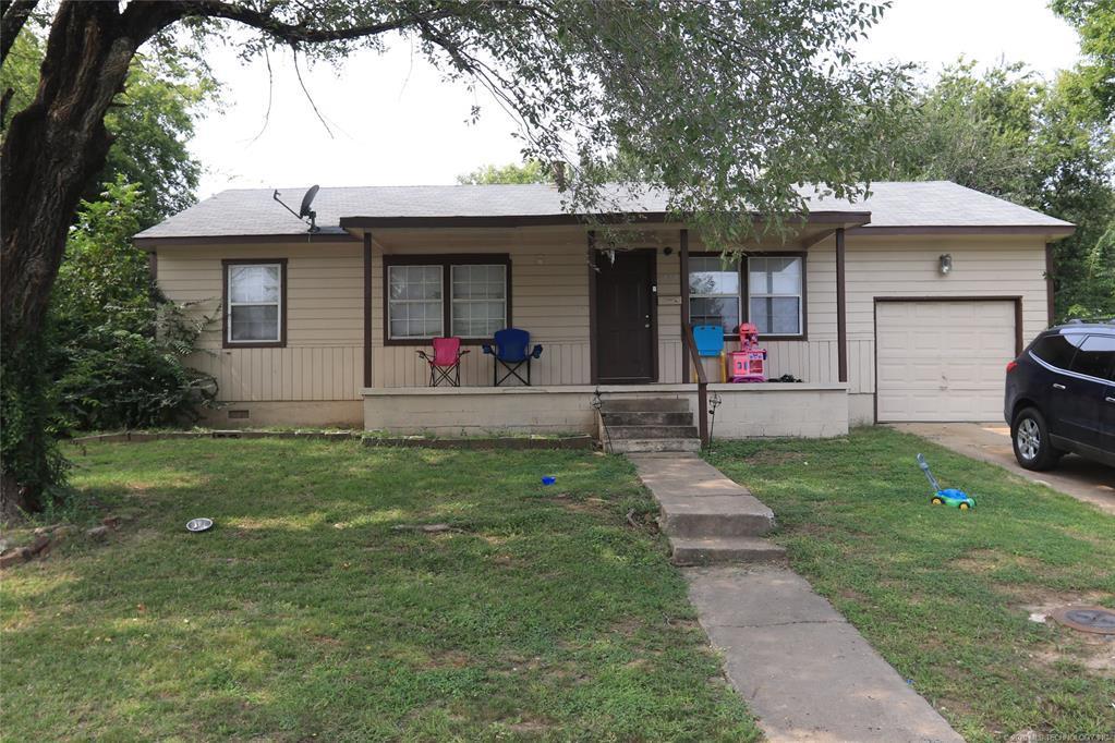 Active | 3120 N Iroquois Avenue Tulsa, Oklahoma 74106 1
