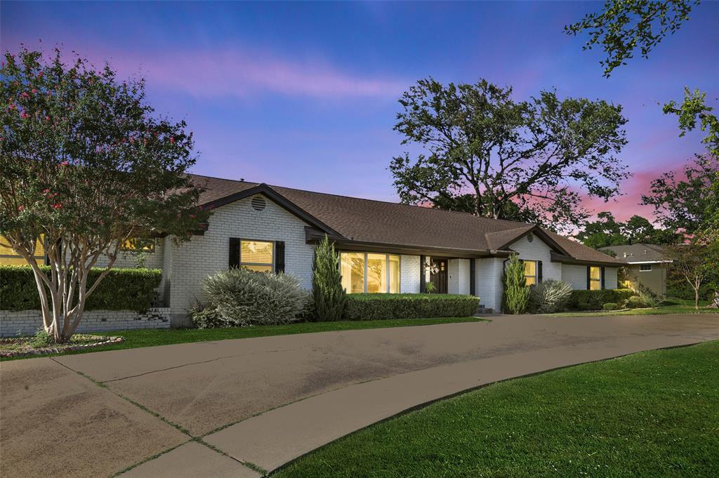 Sold Property | 6929 Briar Cove Drive Dallas, Texas 75254 2