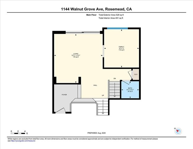 Closed | 1144 Walnut Grove #D  Avenue #D Rosemead, CA 91770 25